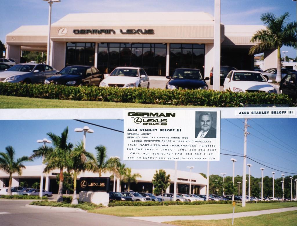 Germain Lexus, Naples FL