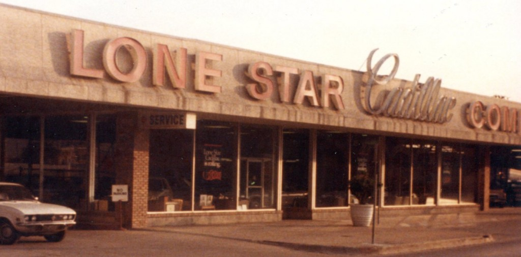 Lone Star Cadillac Ross Ave, Dallas TX