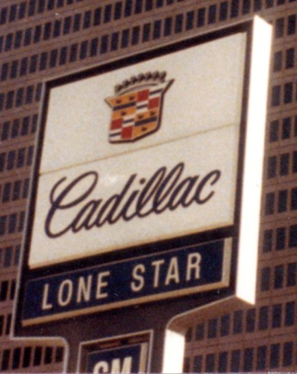 Lone Star Cadillac Ross Ave Downtown Dallas Texas