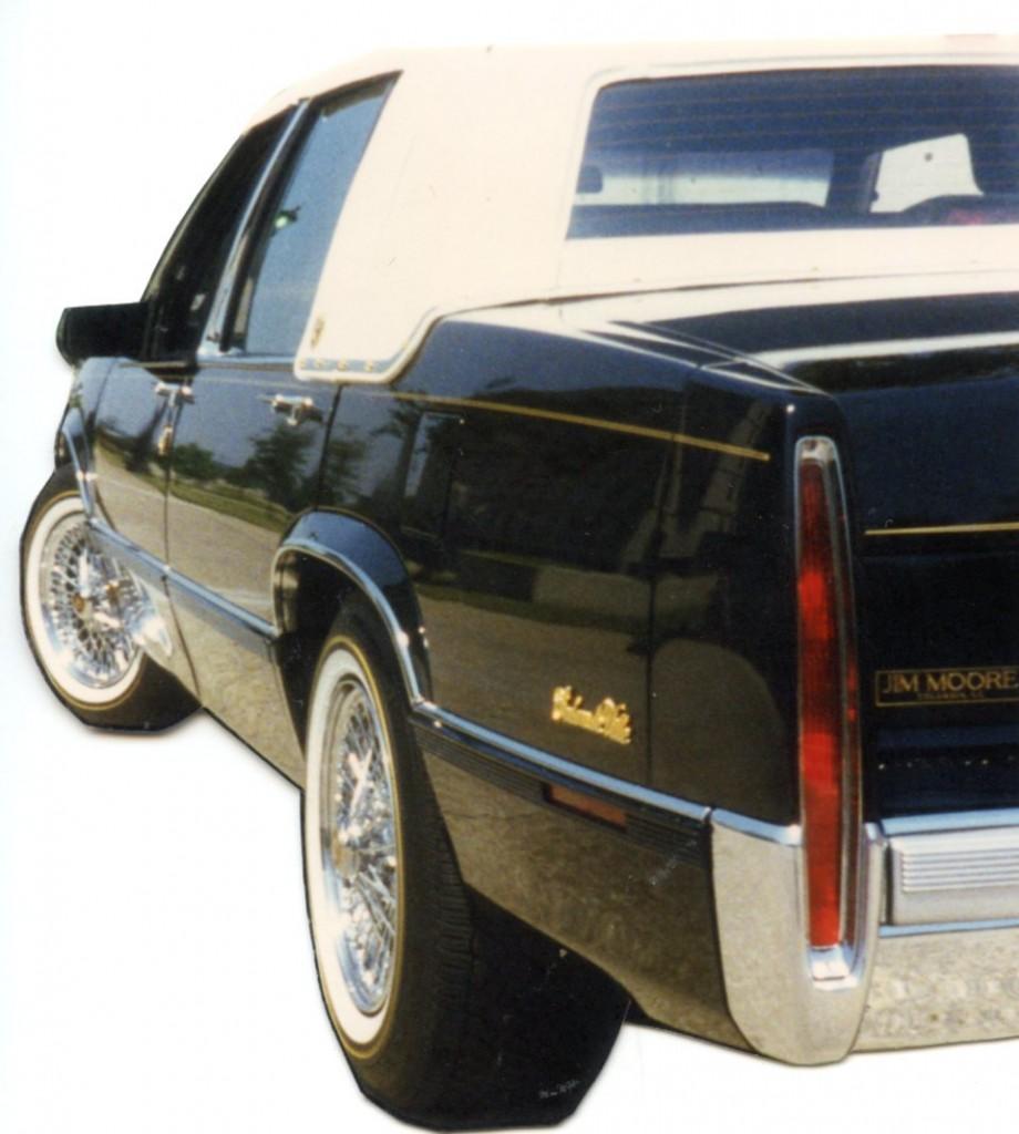 1990 restyled Cadillac at Jim Moore