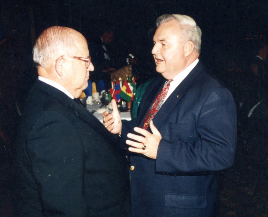 Alex and Cliff Dochterman 1992