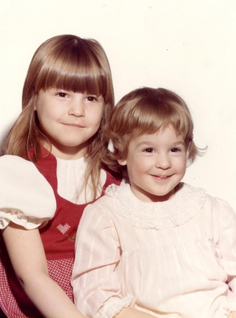 Theresa and Nancy Beloff